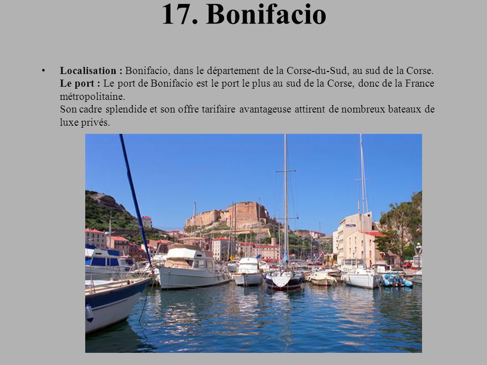 17. Bonifacio
