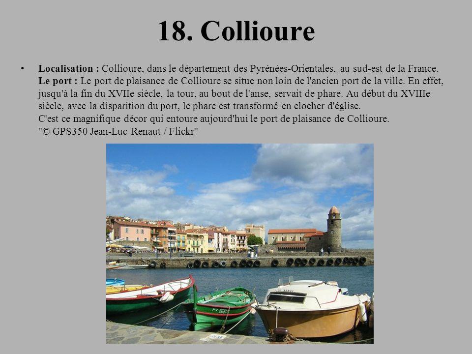 18. Collioure