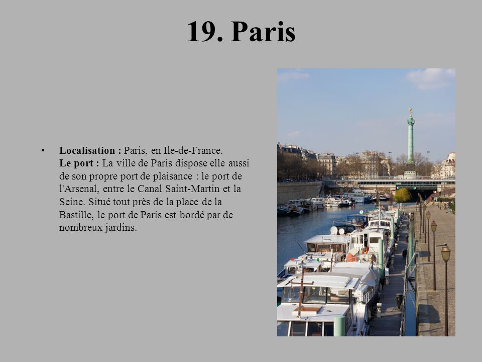 19. Paris