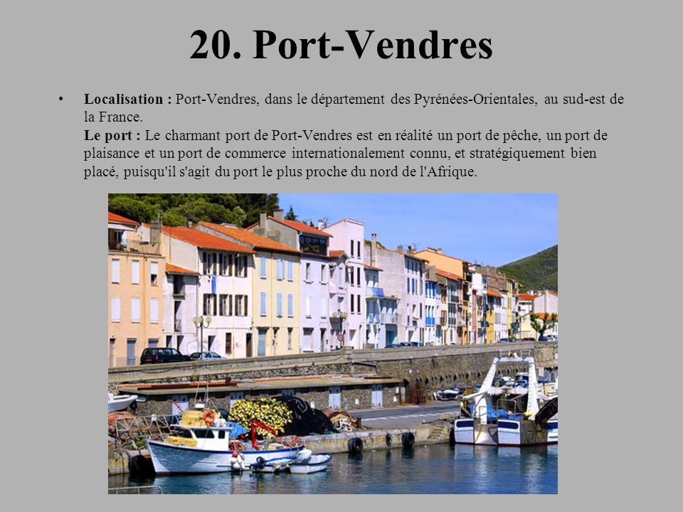 20. Port-Vendres