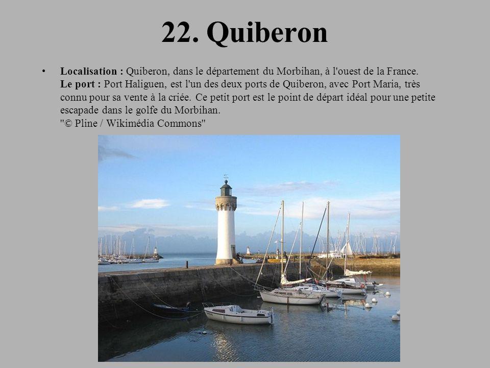 22. Quiberon