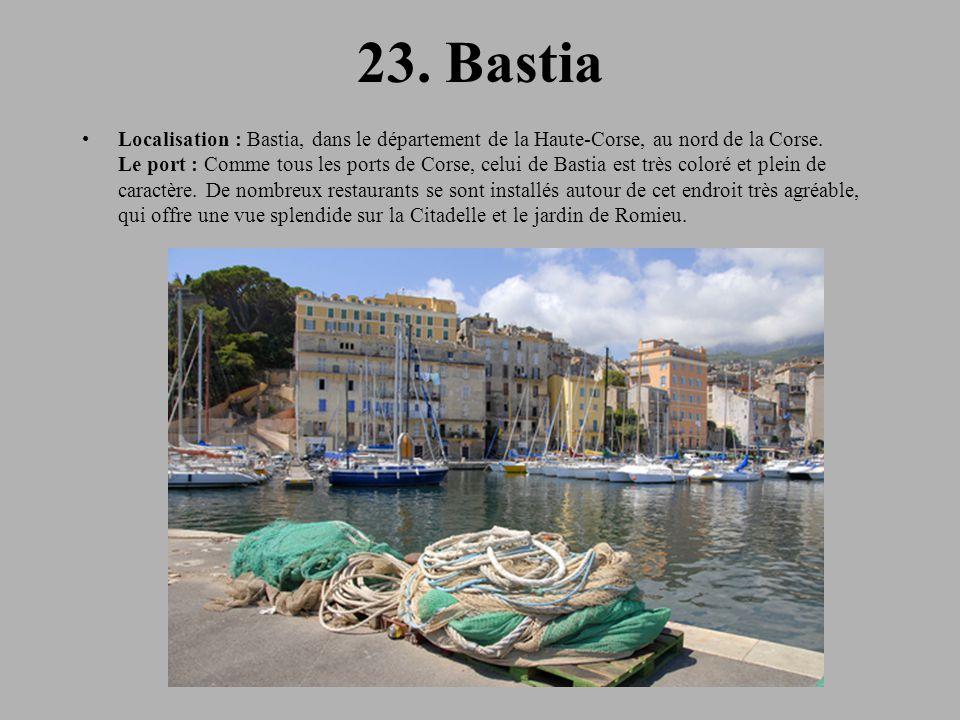 23. Bastia