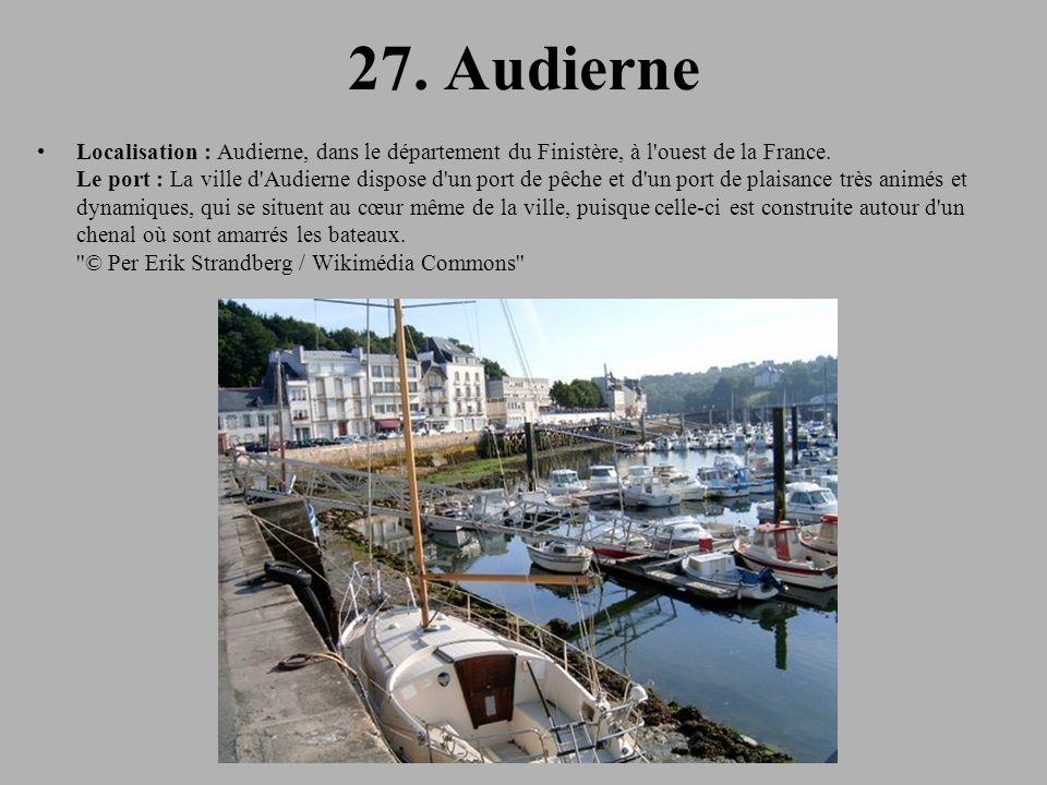 27. Audierne