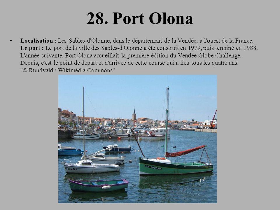 28. Port Olona