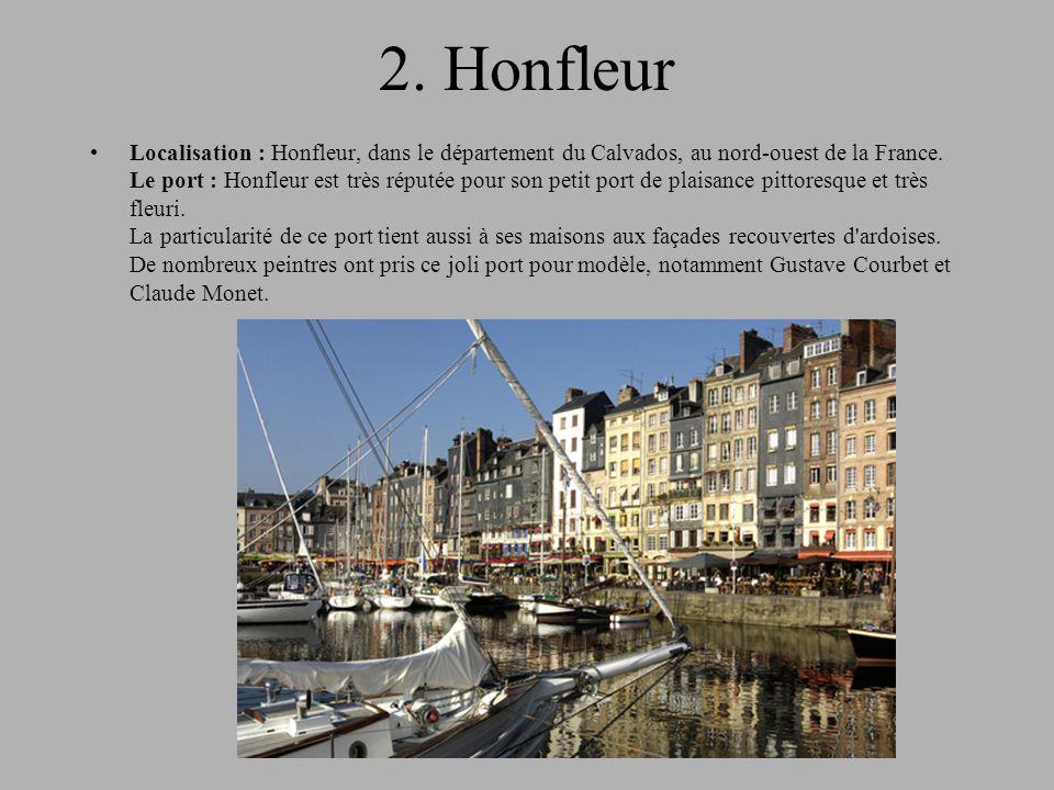 2. Honfleur