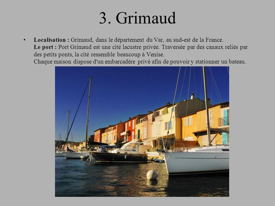 3. Grimaud