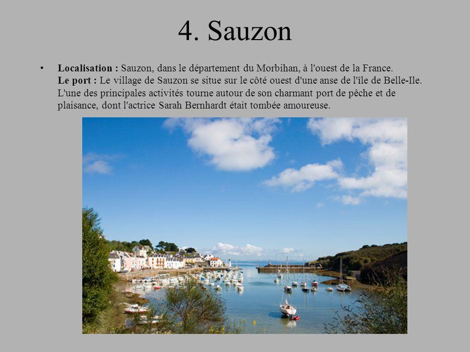 4. Sauzon