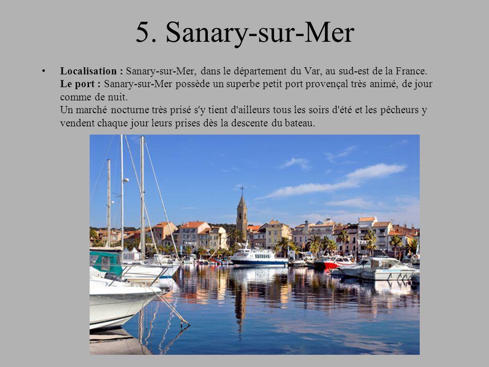 5. Sanary-sur-Mer