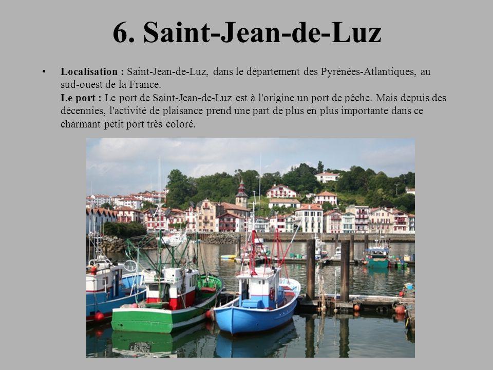 6. Saint-Jean-de-Luz
