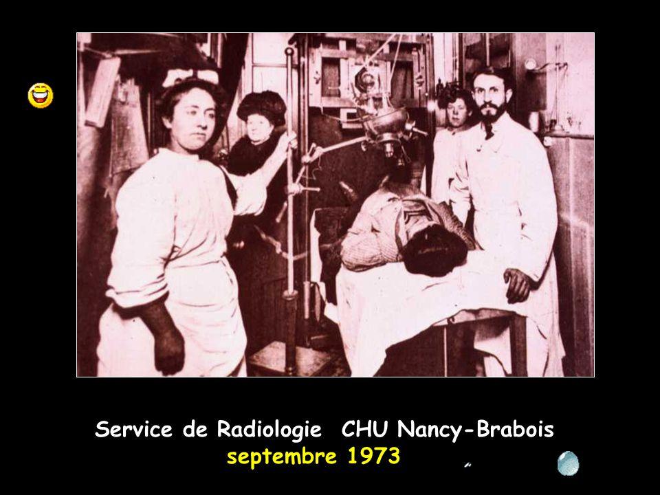 Service de Radiologie CHU Nancy-Brabois