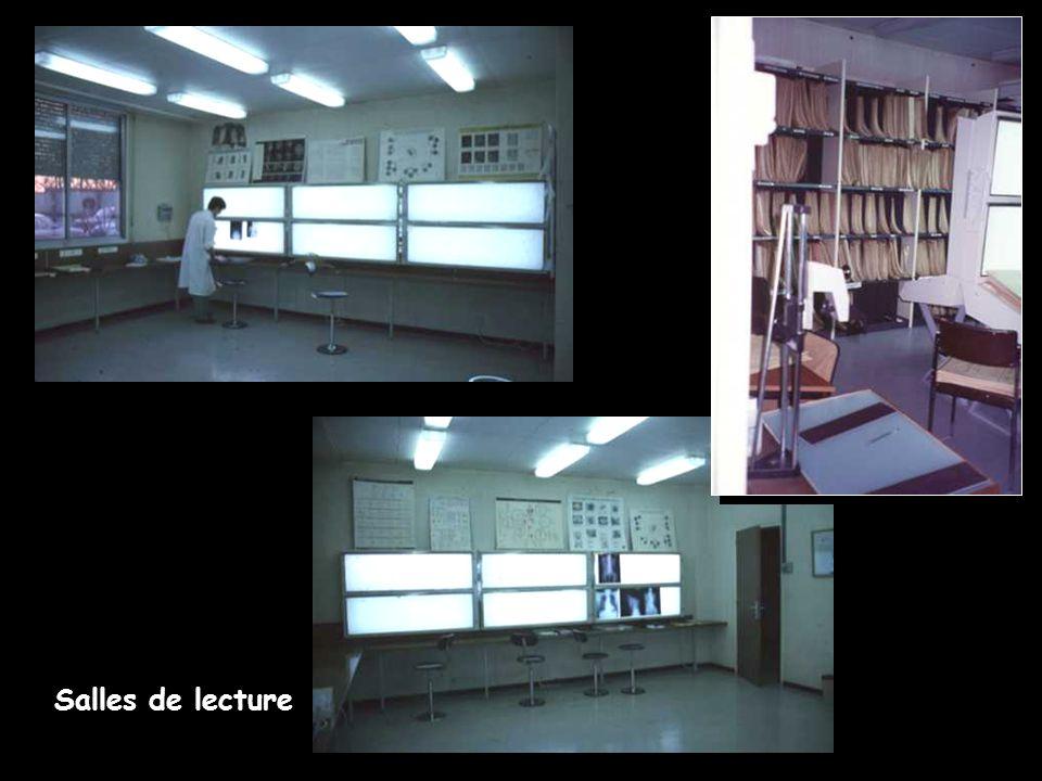 Salles de lecture