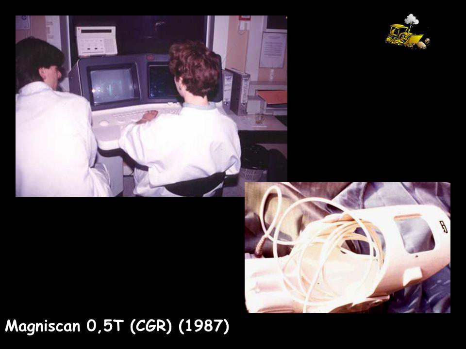Magniscan 0,5T (CGR) (1987)