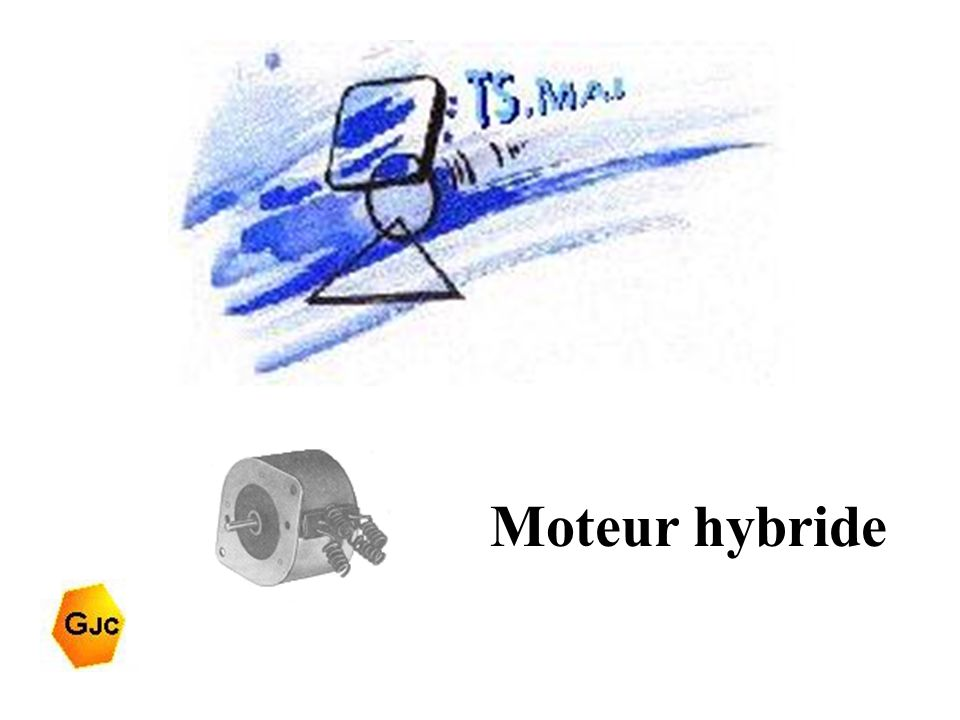 Moteur hybride