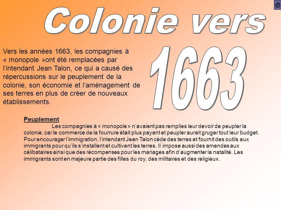 Colonie vers