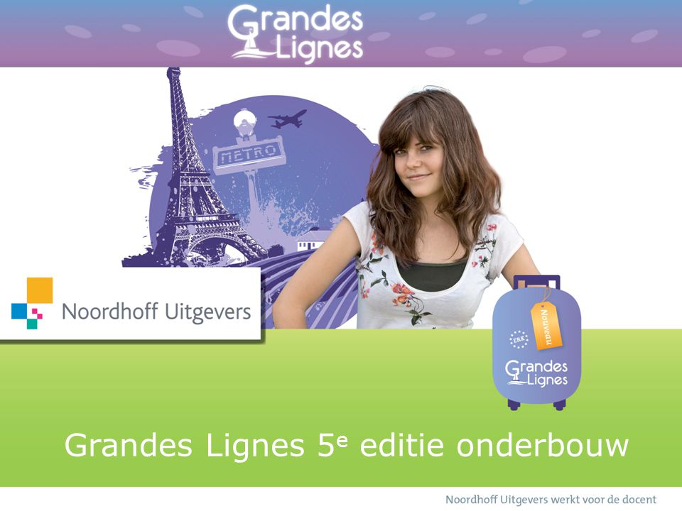 Grandes Lignes 5e editie onderbouw