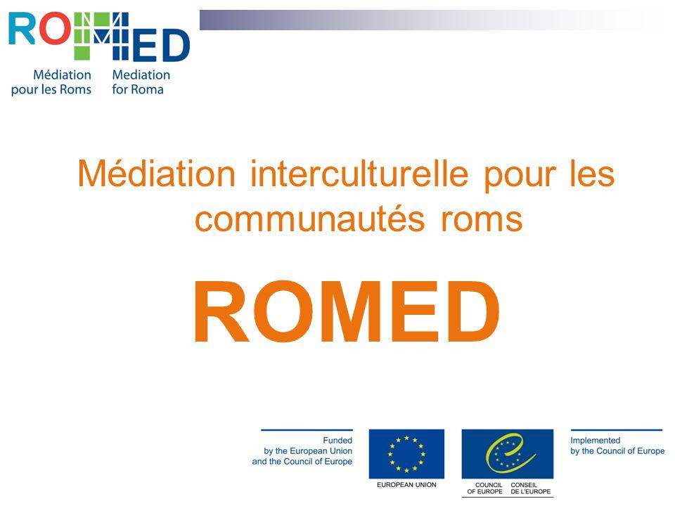 Médiation interculturelle pour les communautés roms