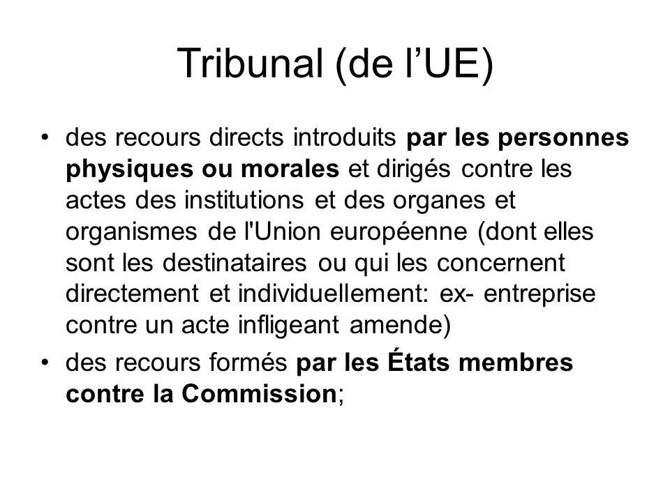Tribunal (de l'UE)