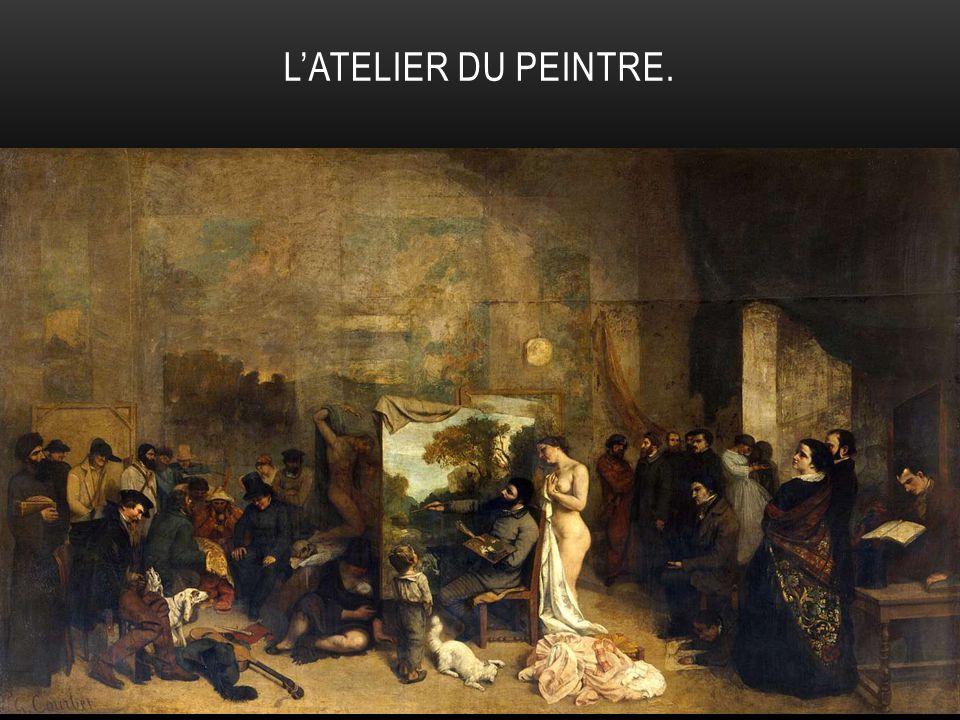 L'Atelier du peintre.