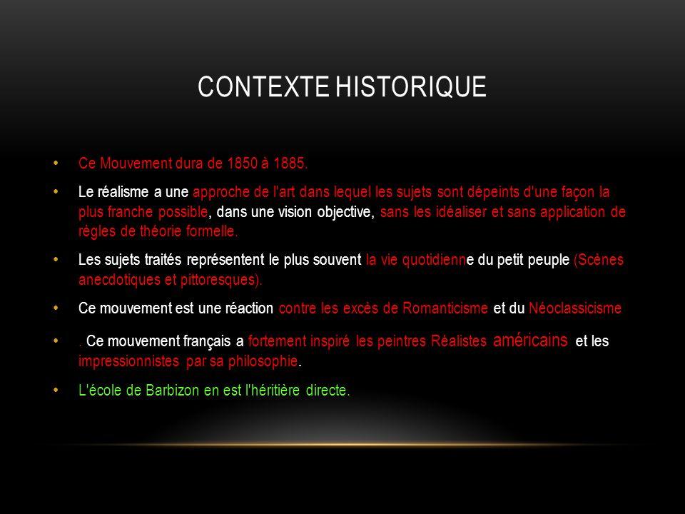 Le realisme ppt t l charger - La chambre des officiers contexte historique ...