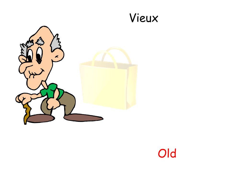Vieux Old