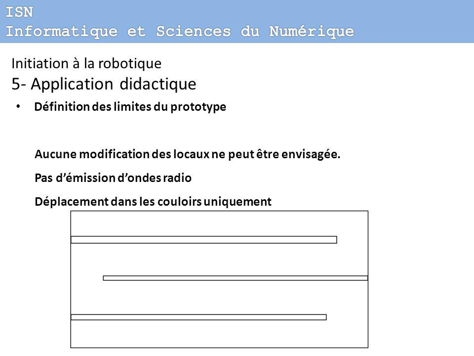 5- Application didactique