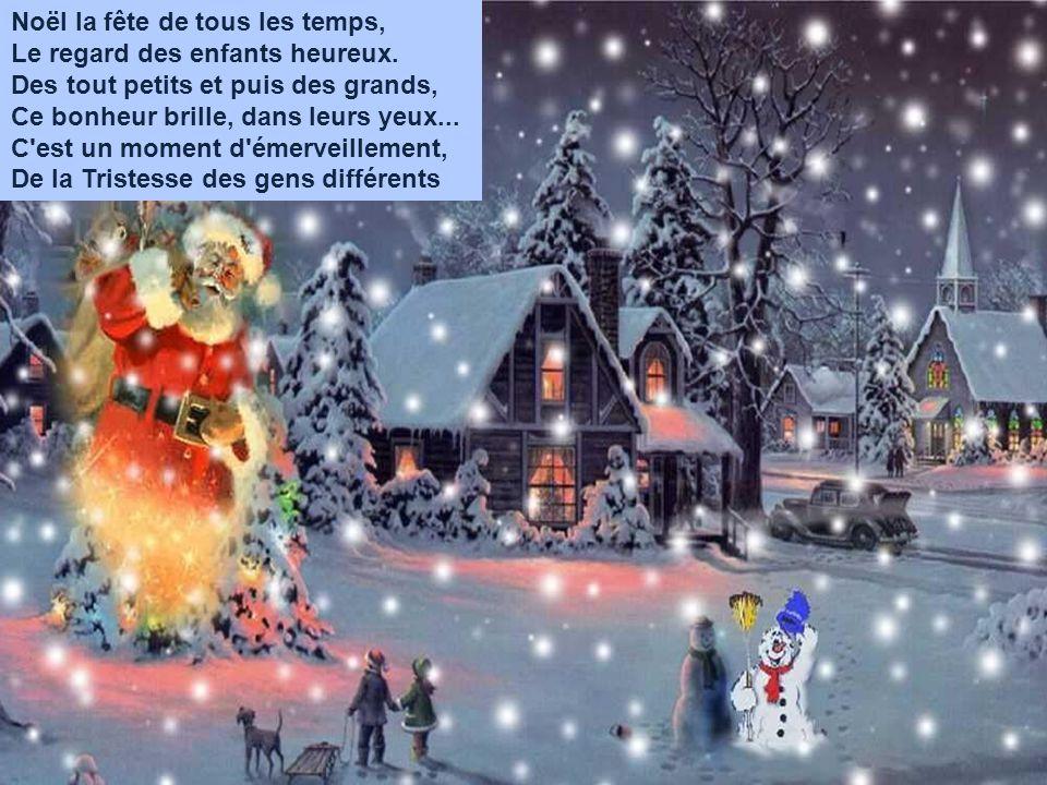 Noël la fête de tous les temps,