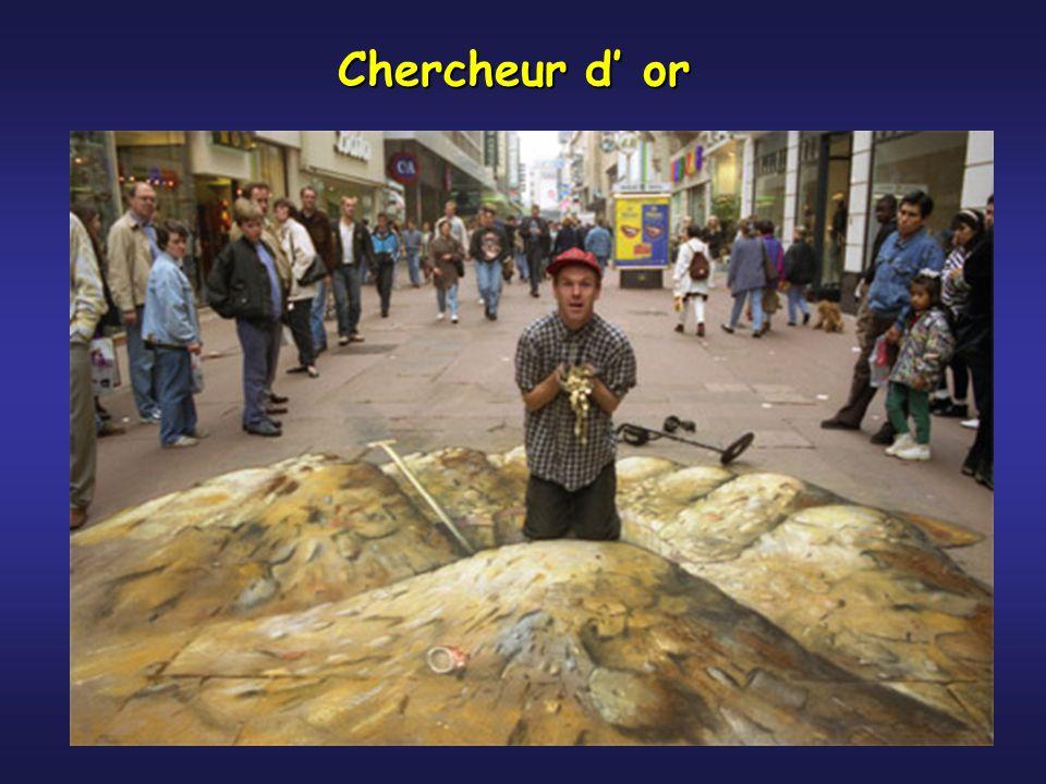 Chercheur d' or