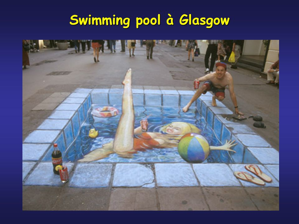 Swimming pool à Glasgow