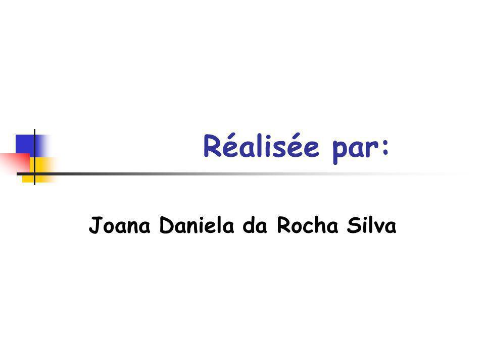 Joana Daniela da Rocha Silva