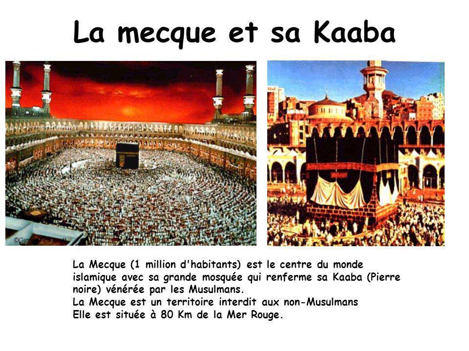 La mecque et sa Kaaba