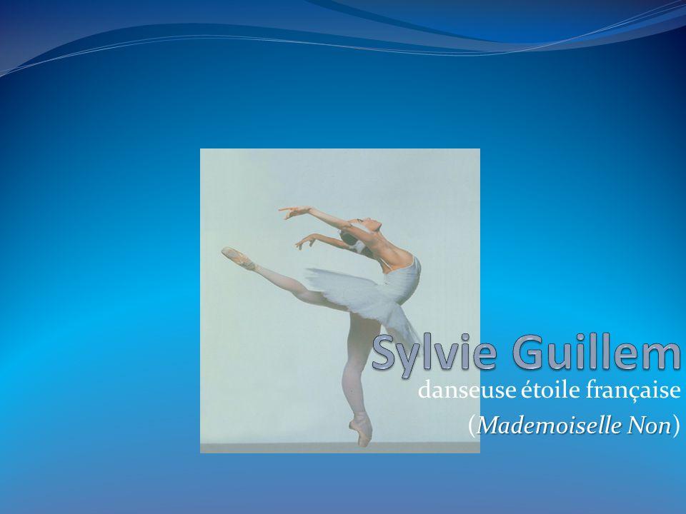 danseuse étoile française (Mademoiselle Non)