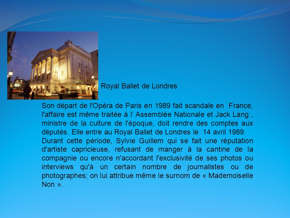 Royal Ballet de Londres