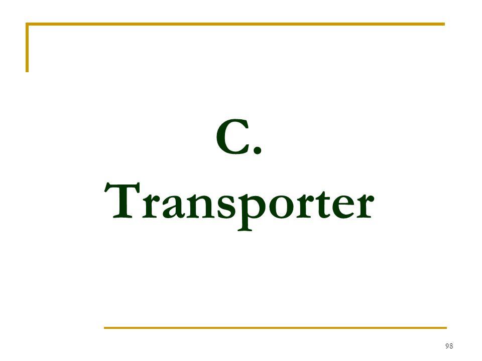 C. Transporter