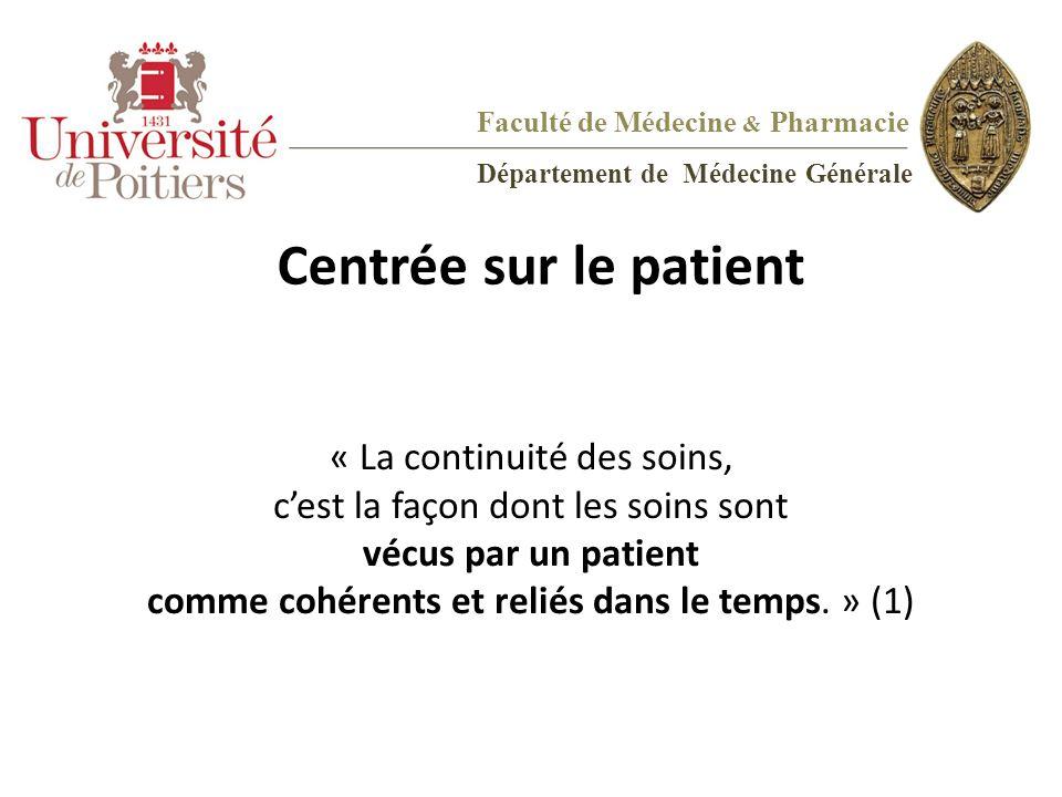 Faculté de Médecine & Pharmacie