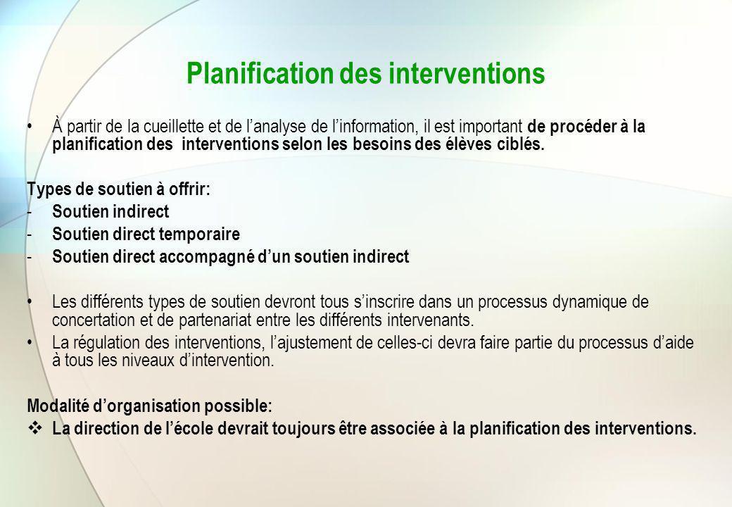 Adaptation Modification