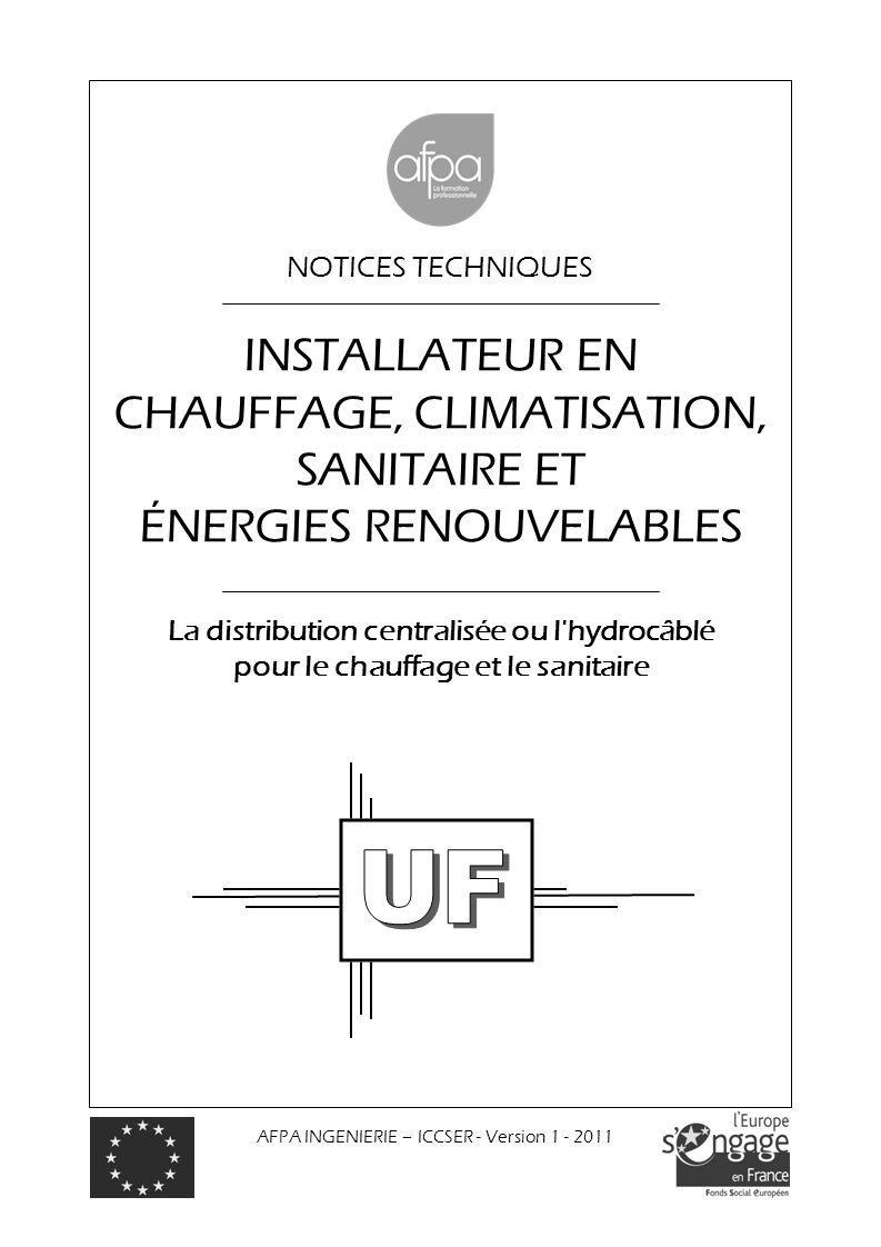 SOMMAIRE La distribution centralisée ou l hydrocâblé pour le chauffage et le sanitaire 2. Les collecteurs pour installations hydrocâblées 3.
