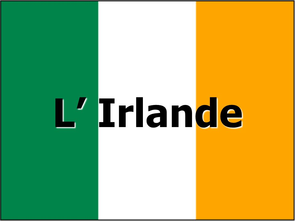 L' Irlande