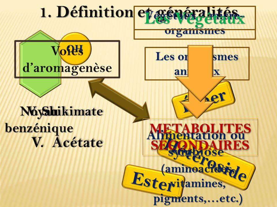 Éther Hétéroside Ester