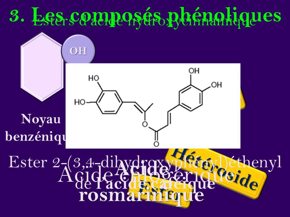 3. Les composés phénoliques