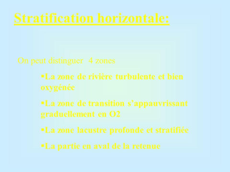 Stratification horizontale: