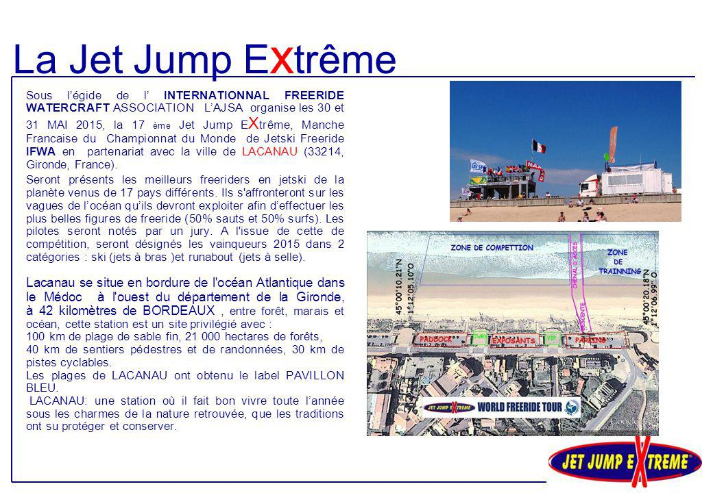 La Jet Jump Extrême