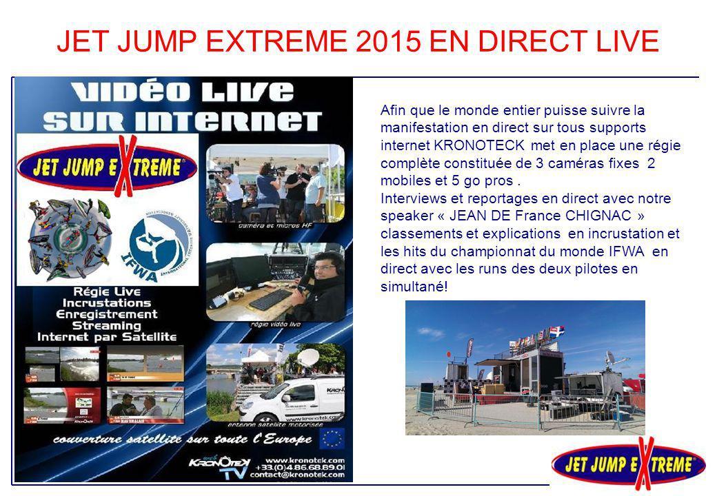 JET JUMP EXTREME 2015 EN DIRECT LIVE