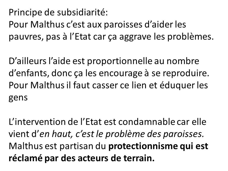 Principe de subsidiarité: