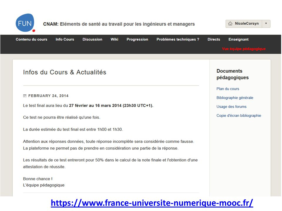 https://www.france-universite-numerique-mooc.fr/