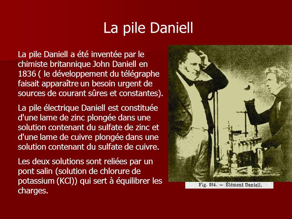 La pile Daniell