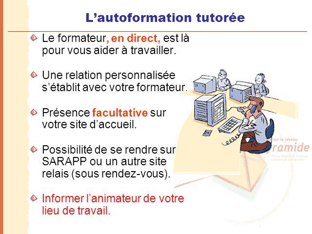 L'autoformation tutorée