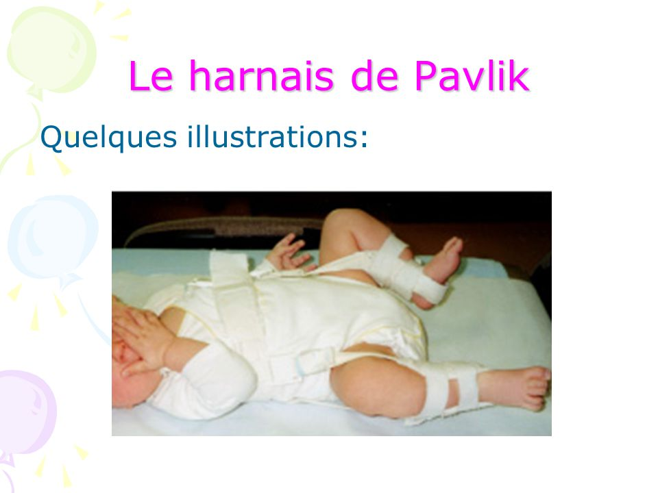 Le harnais de Pavlik Quelques illustrations: