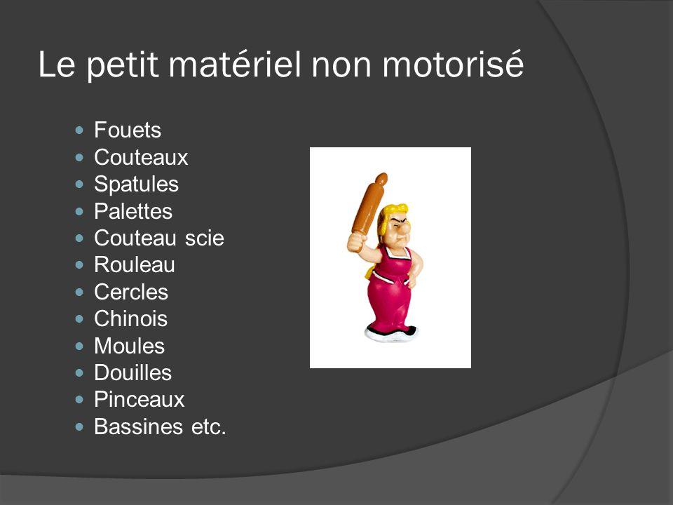 Le mat riel professionnel en p tisserie ppt video online for Le petit materiel de cuisine