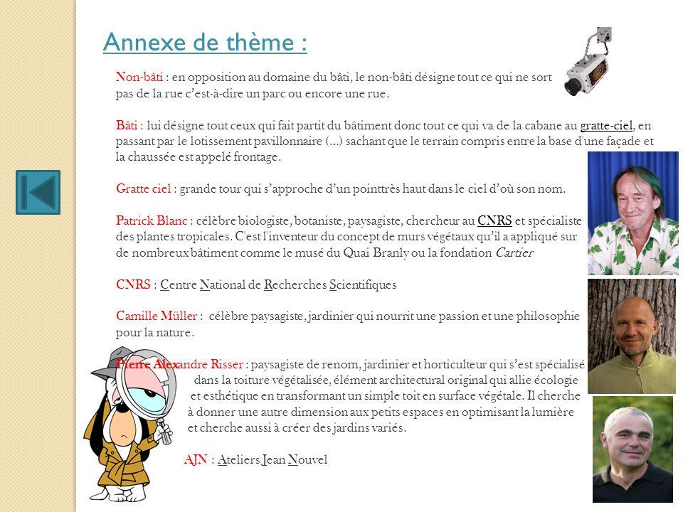 Ateliers jean nouvel amaury le roux dupeyron 3 3 ppt for Cherche paysagiste