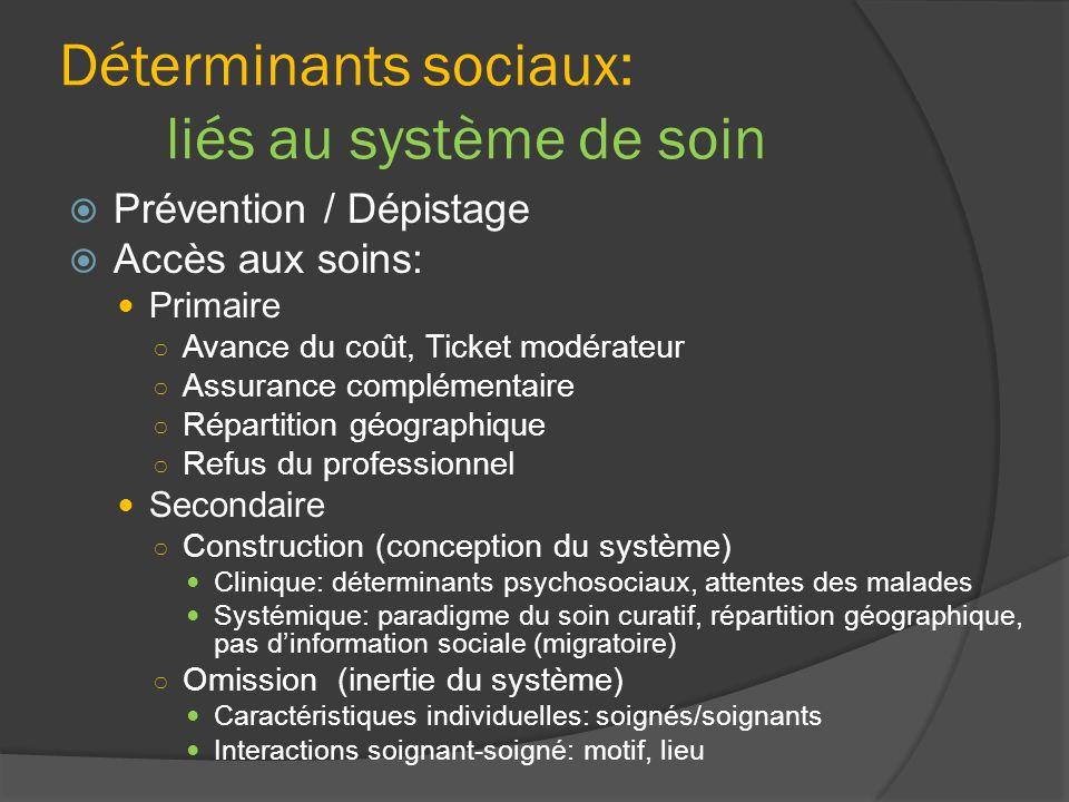 les dimensions sociales et culturelles de la maladie